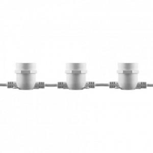 Гирлянда Feron CL50-8 Белт-лайт 230V белый IP65 8м