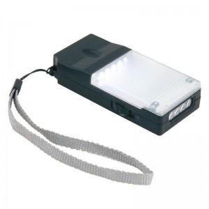 Автомобильный светодиодный фонарь Uniel от батареек 99х46 10 лм S-CL013-C Black 08347