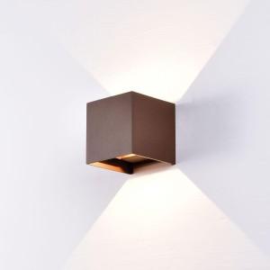 Уличный настенный светодиодный светильник Mantra Davos 6527