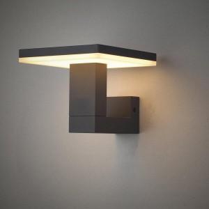 Уличный настенный светодиодный светильник Mantra Tignes 6497