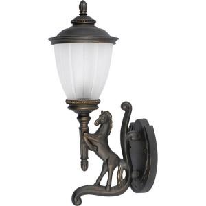 Уличный настенный светильник Nowodvorski Horse 4901