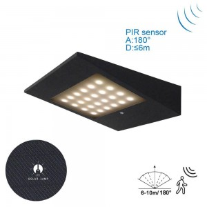 Светильник на солнечных батареях Mantra Yeti 7098