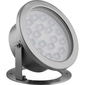 Светодиодный светильник подводный Feron LL-874 Lux 18W RGB 24V IP68