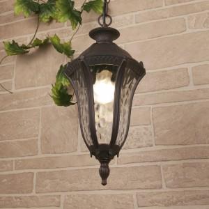 Draco H капучино уличный подвесной светильник GL 1010H