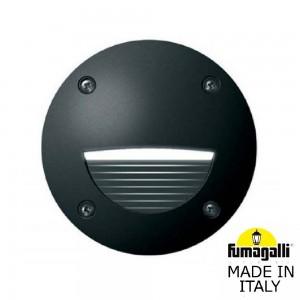 Светильник для подсветки лестниц встраиваемый FUMAGALLI LETI 100 Round-ST 2C4.000.000.AYG1L