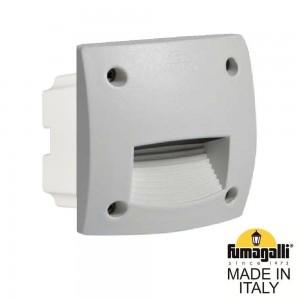 Светильник для подсветки лестниц встраиваемый FUMAGALLI LETI 100 Square-ST 3C4.000.000.LYG1L
