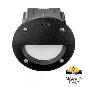 Светильник для подсветки лестниц встраиваемый FUMAGALLI LETI 100 Round-EL 2C3.000.000.AYG1L