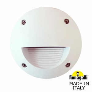Светильник для подсветки лестниц встраиваемый FUMAGALLI LETI 100 Round-ST 2C4.000.000.WYG1L