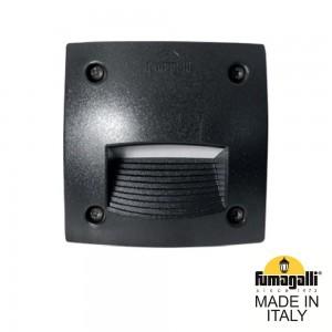 Светильник для подсветки лестниц встраиваемый FUMAGALLI LETI 100 Square-ST 3C4.000.000.AYG1L