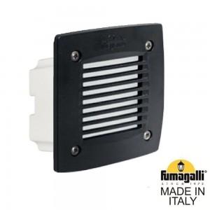 Светильник для подсветки лестниц встраиваемый FUMAGALLI LETI 100 Square-GR 3C2.000.000.AYG1L