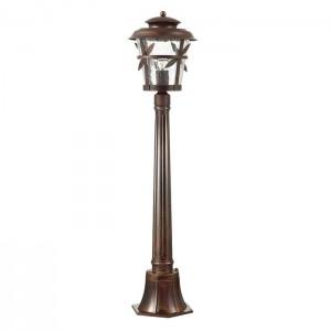 Уличный светильник 82 см ALETTI 4052/1F