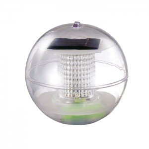 Светильник садовый на солнечных батареях с выключателем для подсветки водоемов NOVOTECH 357215