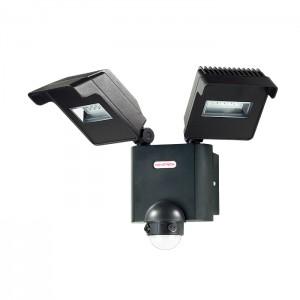 Декоративный светодиодный уличный настенный светильник с инфракрасным датчиком движения NOVOTECH 357220