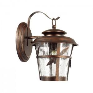 Уличный настеный светильник ALETTI 4052/1W