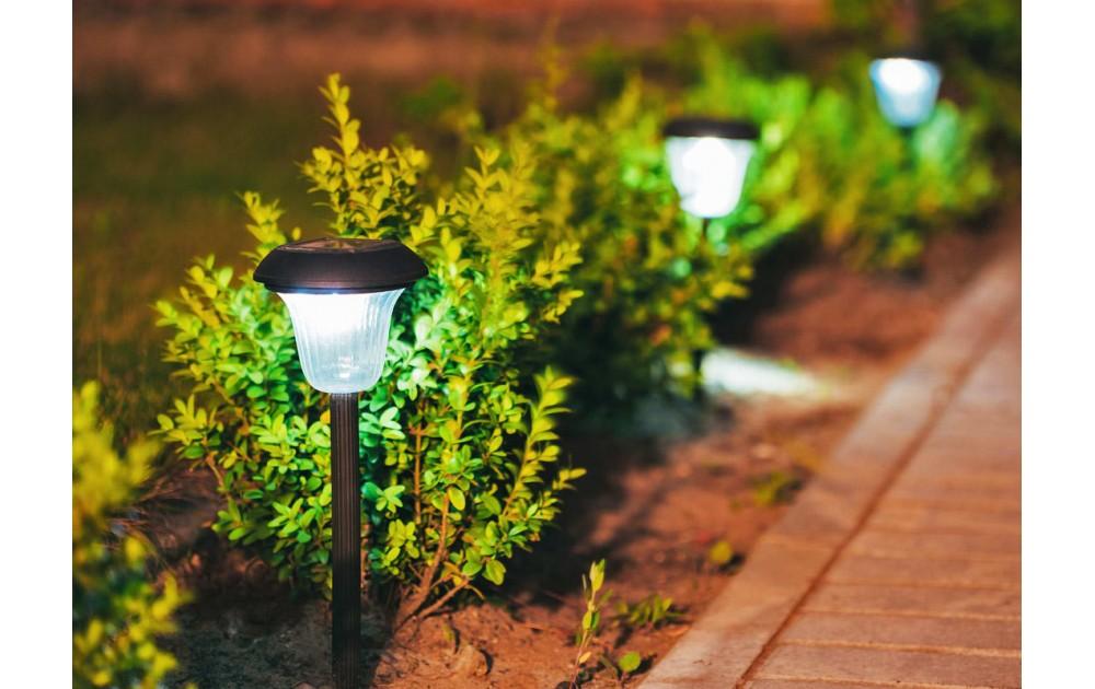 Новые поступления светильников для улиц