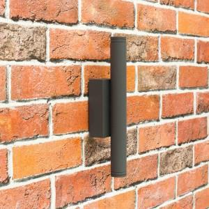 Уличный настенный светильник Citilux  CLU0001 Черный