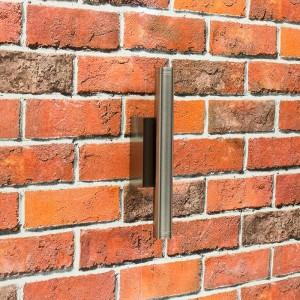Уличный настенный светильник Citilux CLU0001.S Черный