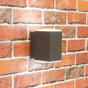 Уличный настенный светильник Citilux CLU0002 Черный