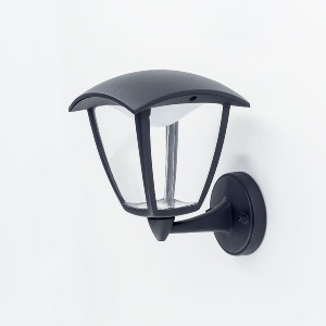Уличный настенный светильник Светодиодный Citilux CLU04W1 Черный