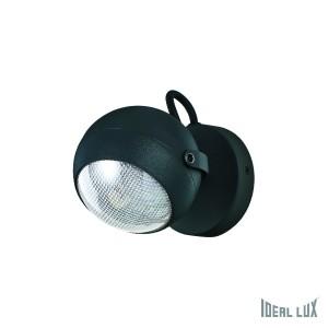 Настенный уличный светильник ZENITH AP1 NERO