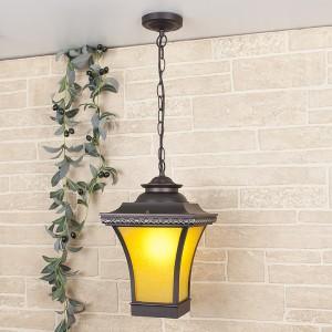 Libra H венге уличный подвесной светильник GLXT-1408H