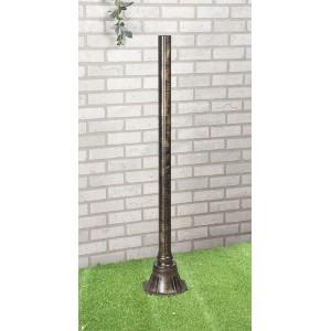 1043 черное золото Столб 120 см для светильника